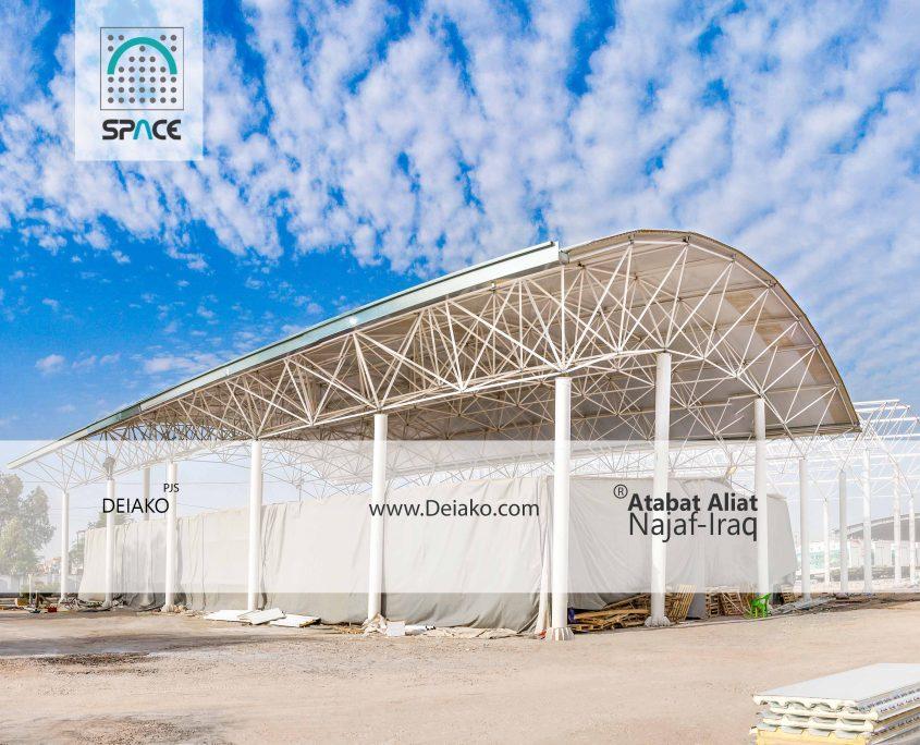 شرکت سازه فضایی عراق اسپیس