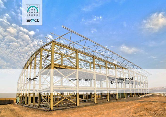 سقف شبکه سازه های فضاکار