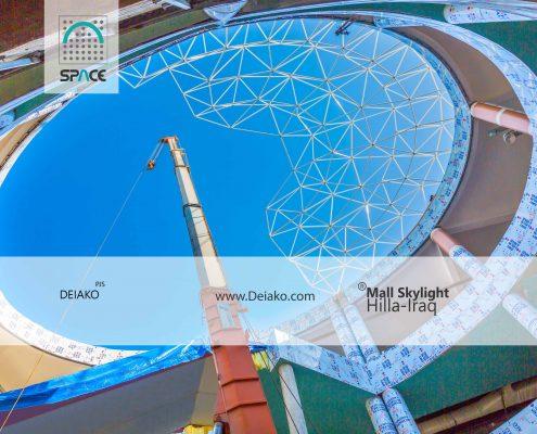 سازه فضایی اسکای لایت