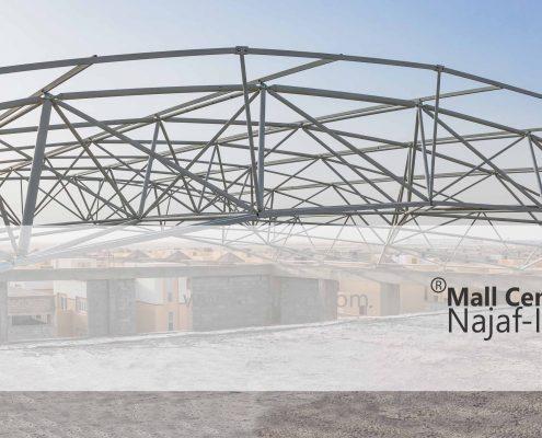 شرکت مجری سازه فضاکار در عراق