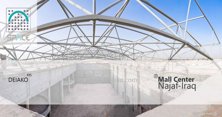 سازه فضایی در عراق